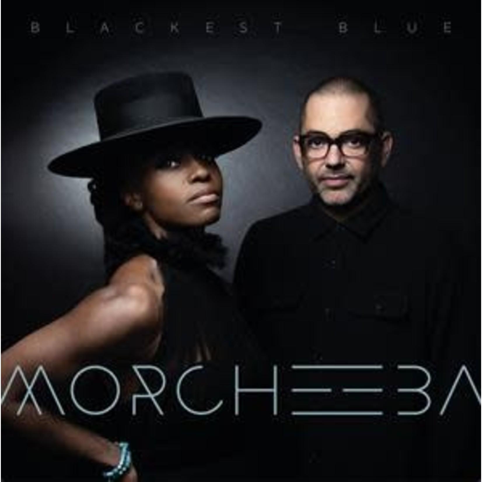 MORCHEEBA - BLACKEST BLUE -COLOURED- (VINYL)