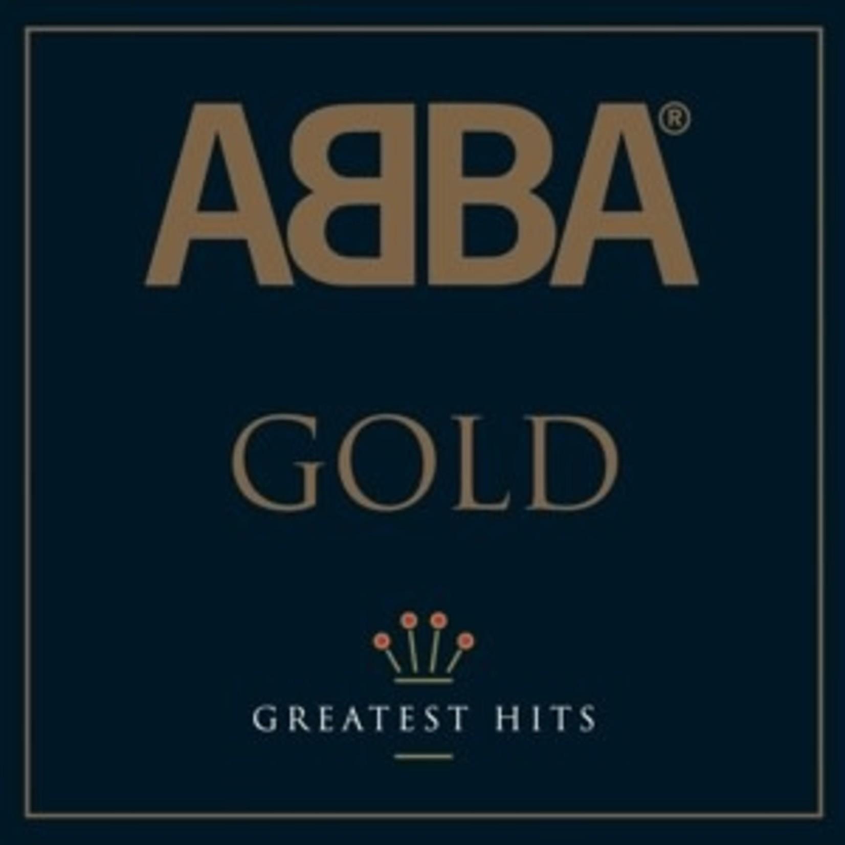 ABBA - GOLD (ZWART VINYL)
