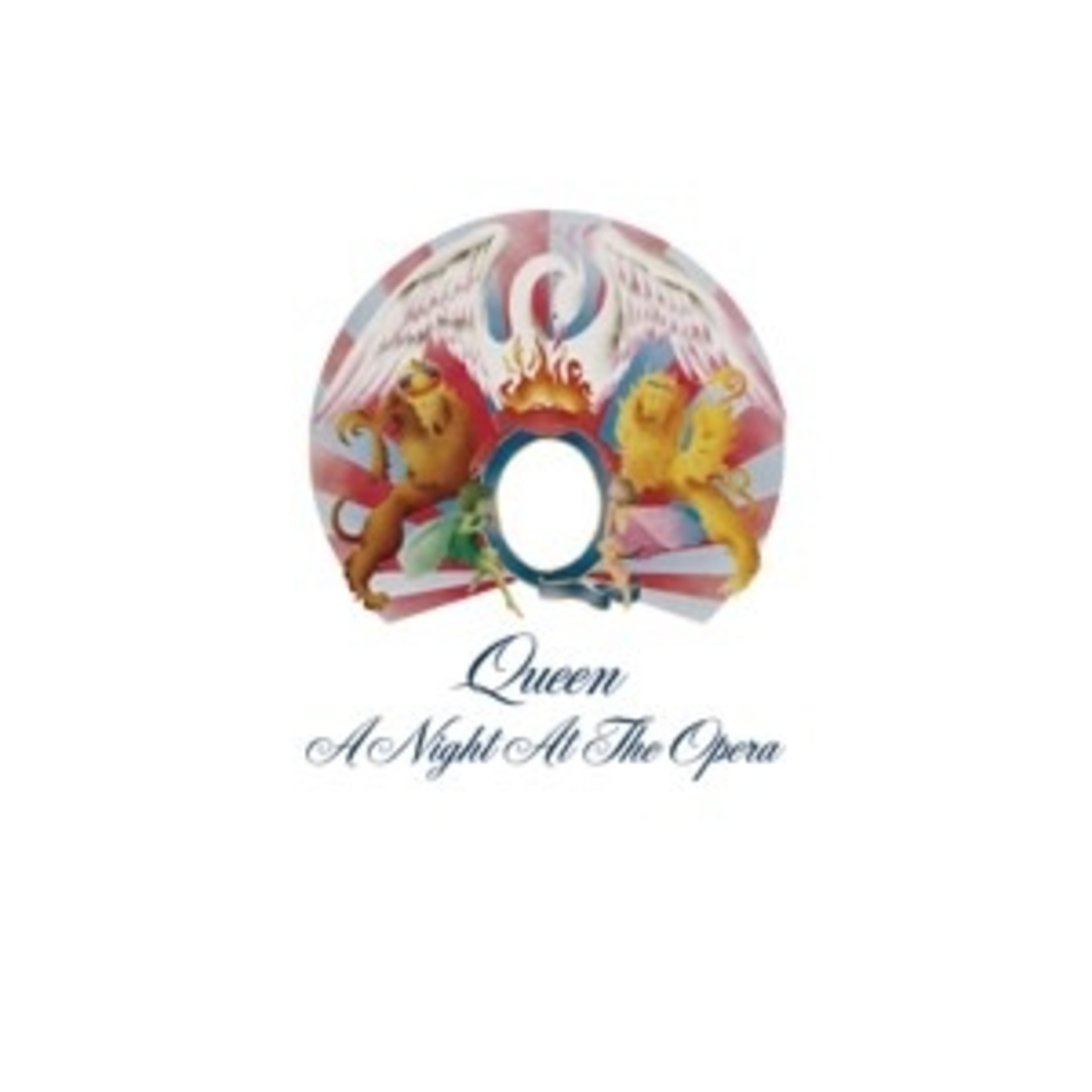 QUEEN - A NIGHT AT THE OPERA -HQ- (VINYL)
