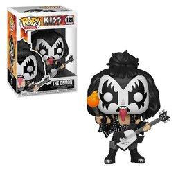 Kiss POP! Rocks Vinyl Figure Demon 9 cm nr 121