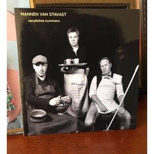 MANNEN VAN STAVAST - VERPLICHTE NUMMERS (CD)