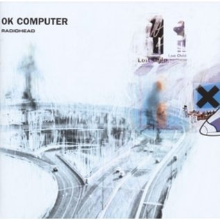 RADIOHEAD - OK COMPUTER -HQ- (VINYL)
