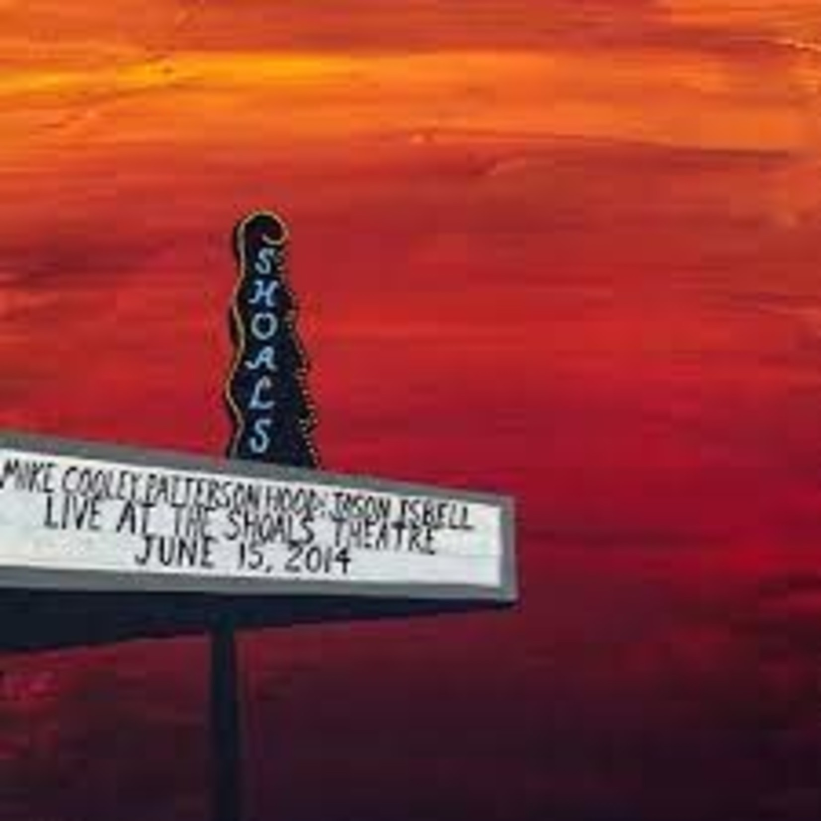 COOLEY_ MIKE_ PATTERSON H - LIVE AT THE.. -INDIE- (VINYL)