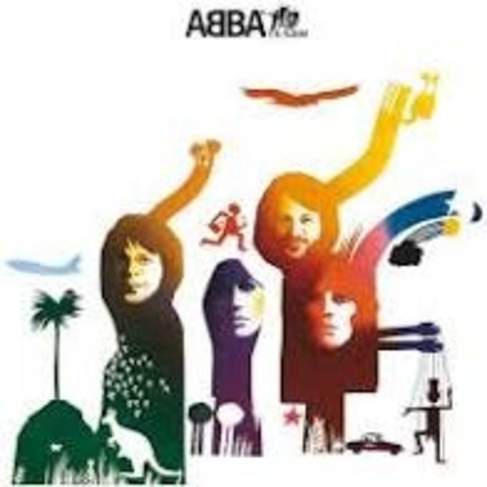 ABBA - THE ALBUM (VINYL)