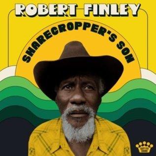 FINLEY_ ROBERT - SHARECROP.. -COLOURED- (VINYL)