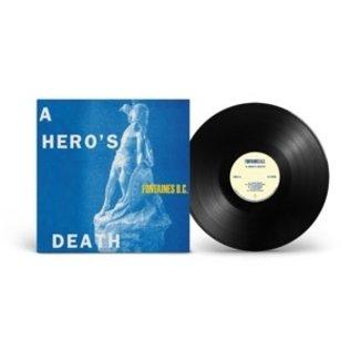 FONTAINES D.C. - A HERO'S DEATH (VINYL)