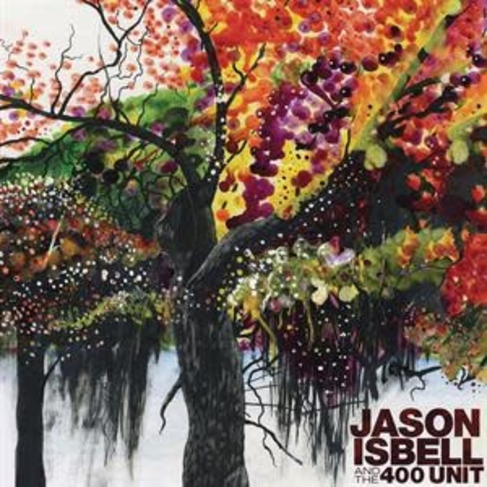 ISBELL_ JASON AND THE 400 - JASON AND.. -COLOURED- (VINYL)