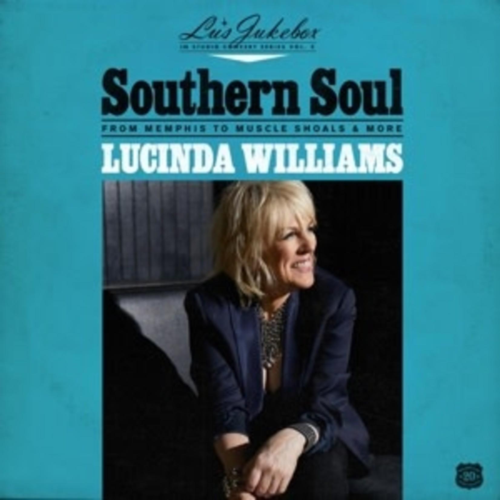 WILLIAMS_ LUCINDA - LU'S JUKEBOX VOL... -LTD- (VINYL)