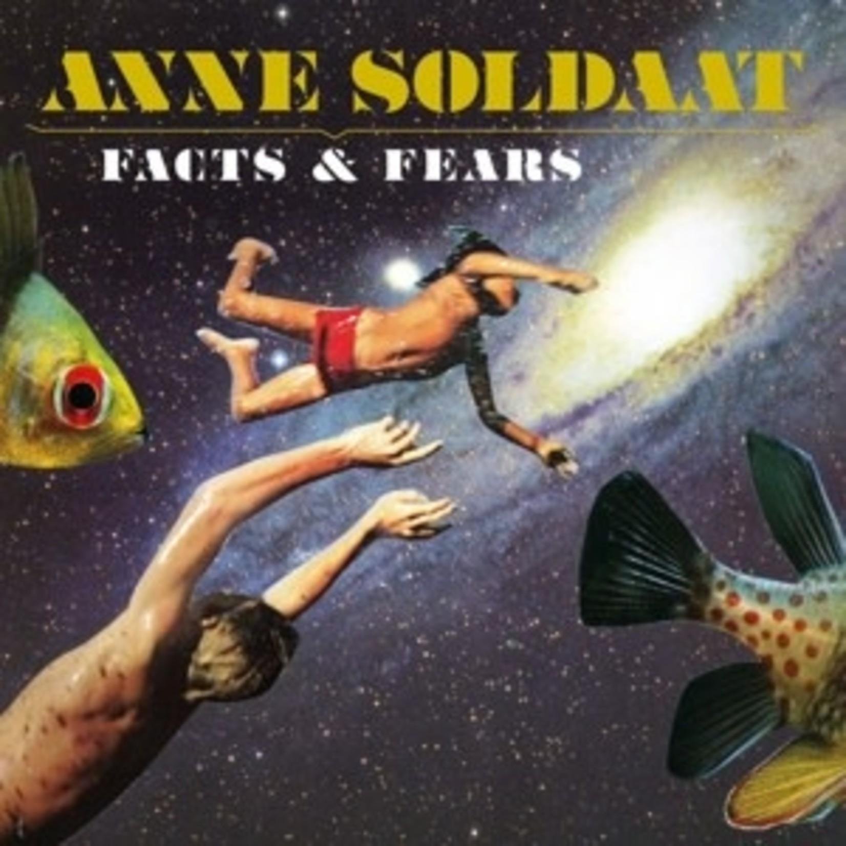 SOLDAAT_ANNE - FACTS & FEARS -COLOURED- (VINYL)