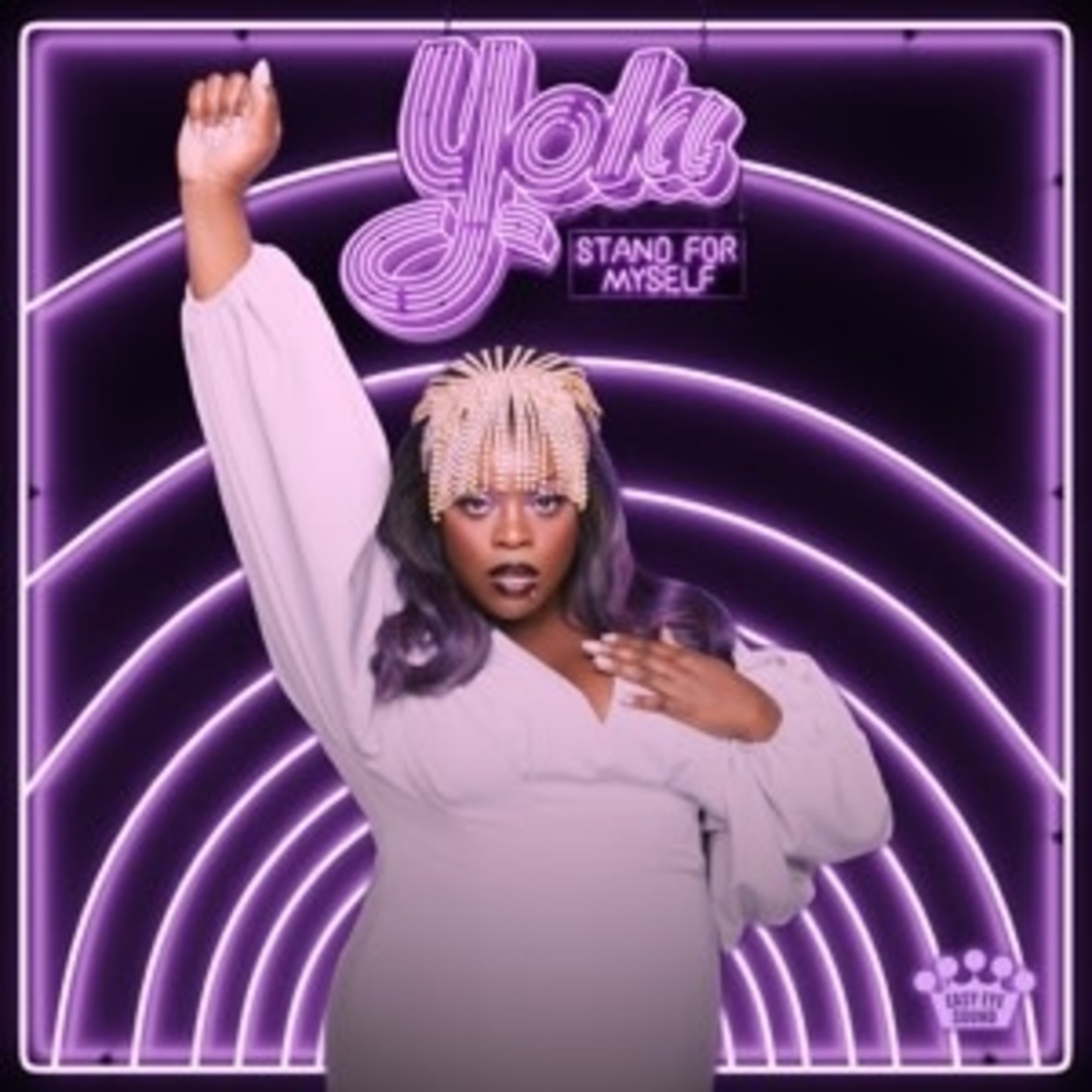 YOLA - STAND FOR.. -COLOURED- (VINYL)