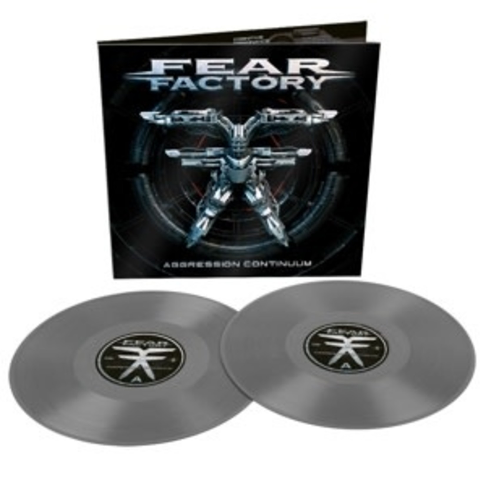 FEAR FACTORY - AGGRESSION.. -COLOURED- (VINYL)