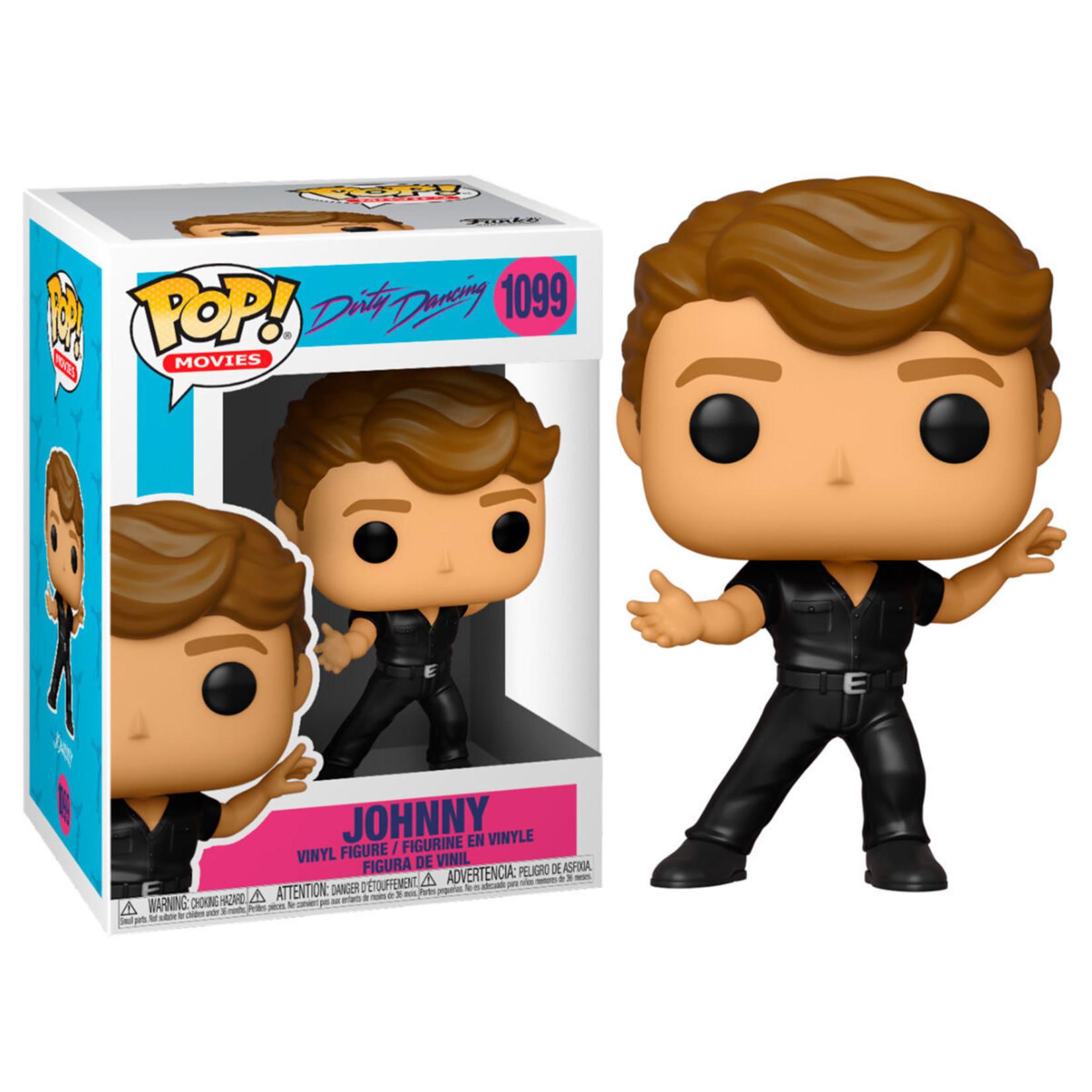 Dirty Dancing POP! Movies Vinyl Figure Johnny (Finale) 9 cm nr. 1099