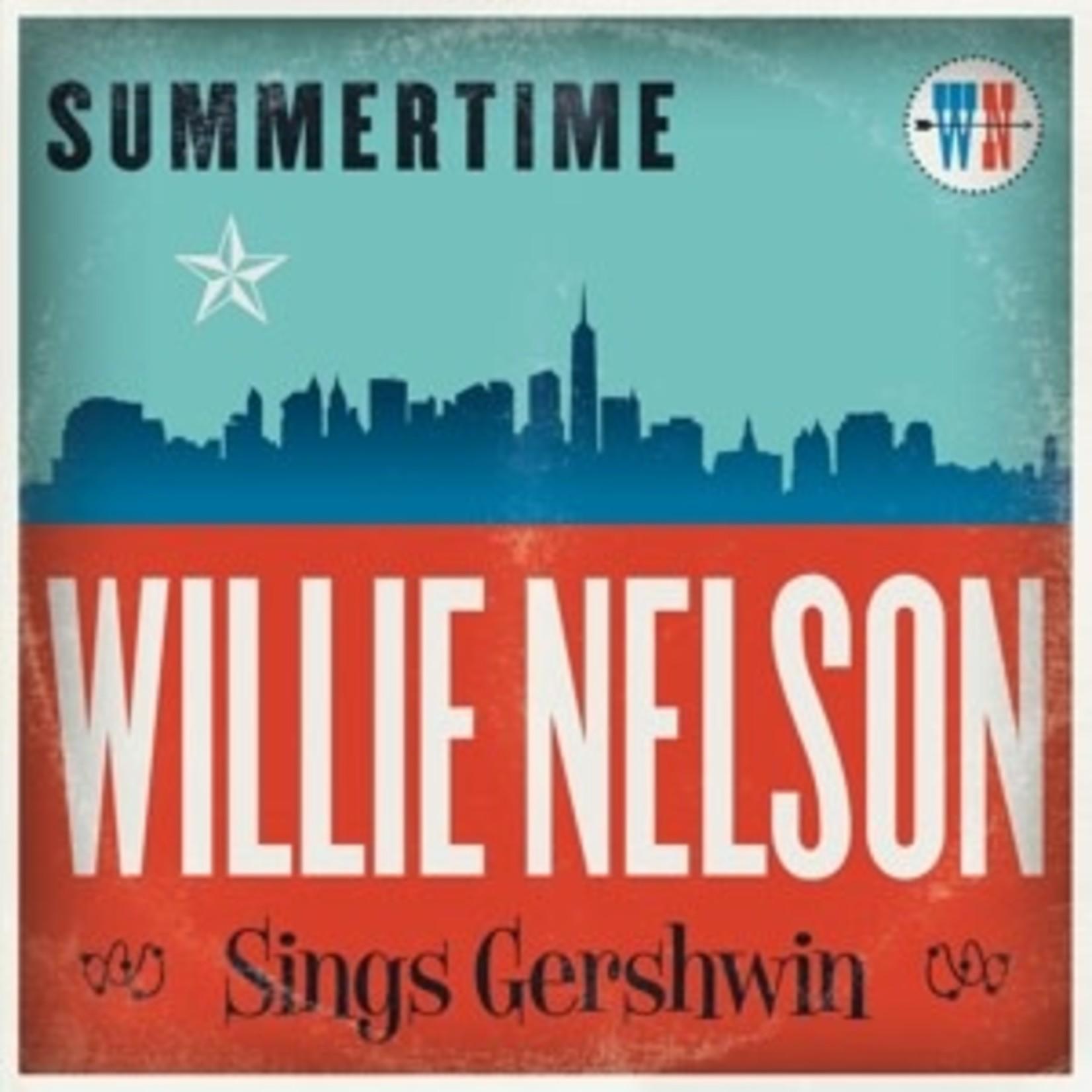 NELSON_WILLIE - SUMMERTIME:.. -COLOURED- (VINYL)