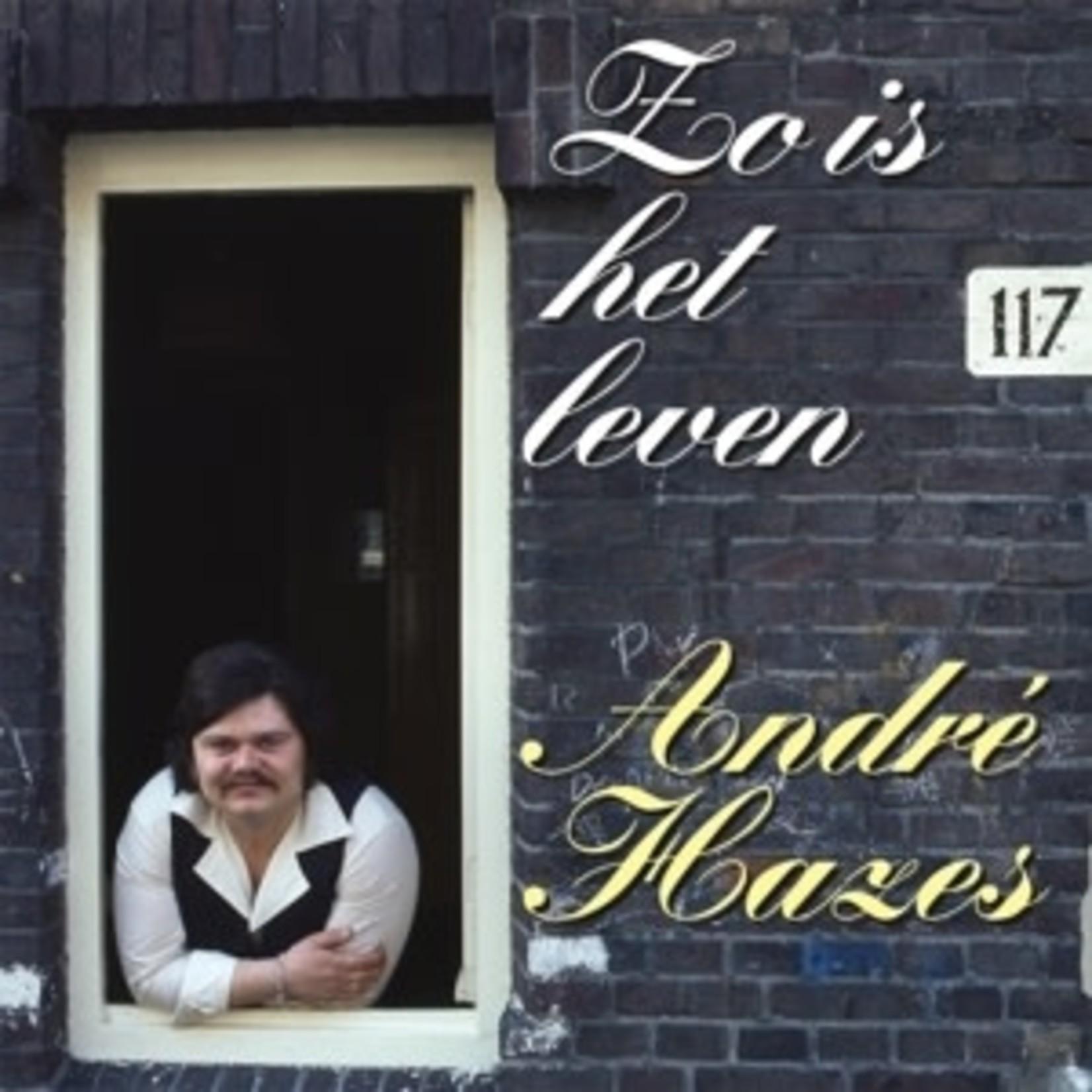 HAZES_ANDRE - ZO IS HET LEVEN -CLRD- (VINYL)