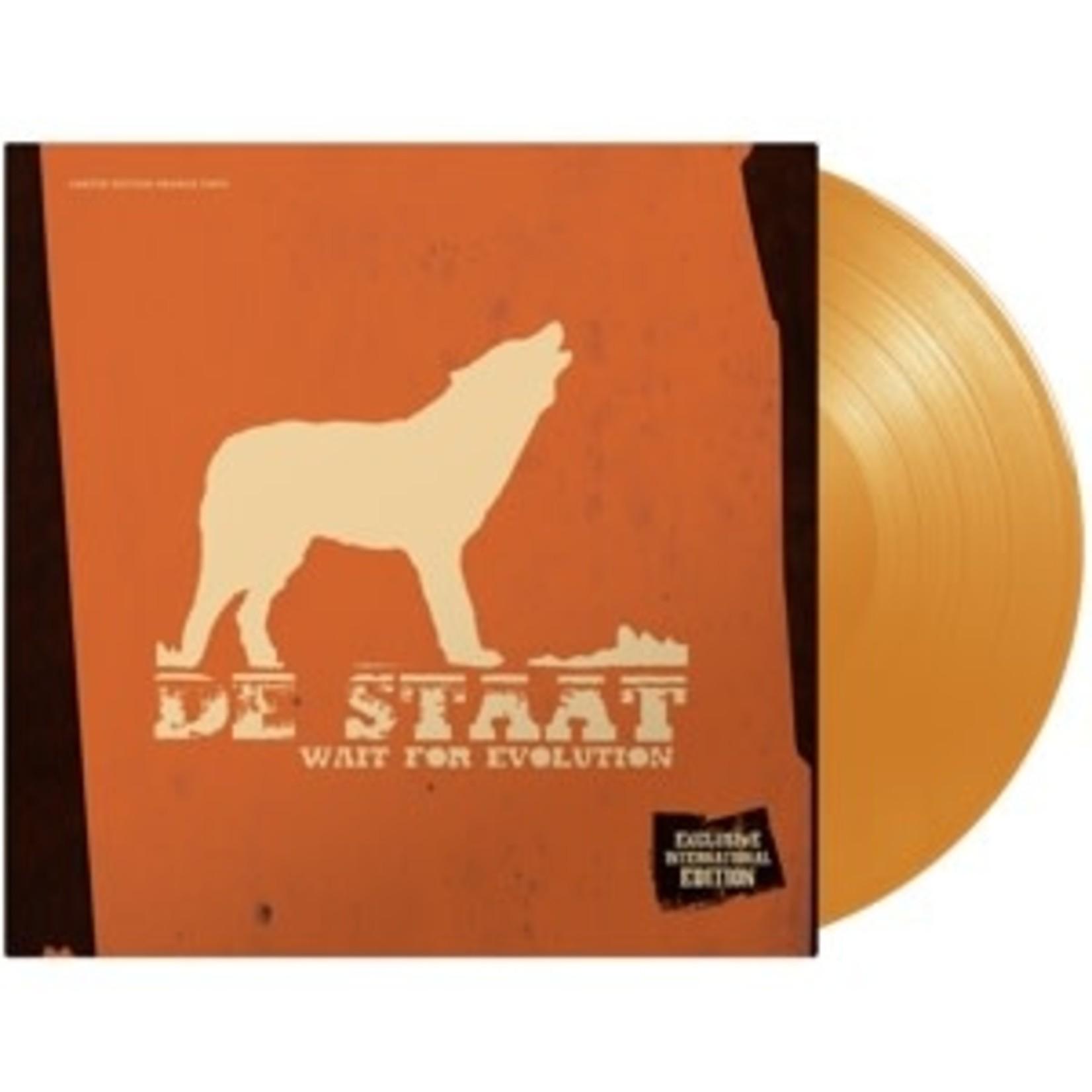 DE STAAT - WAIT FOR.. -COLOURED- (VINYL)