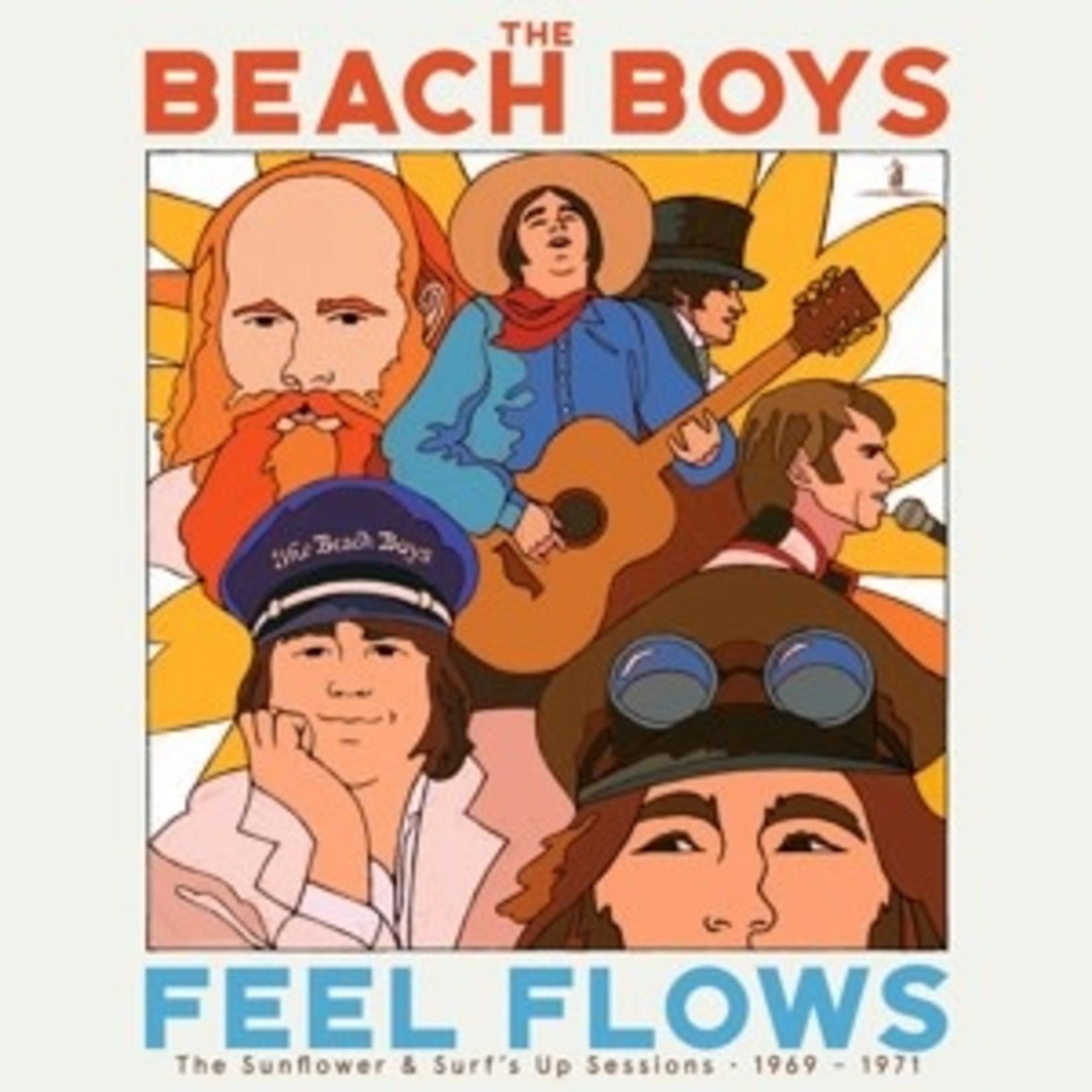 BEACH BOYS - FEEL FLOWS: THE.. -HQ- (VINYL)