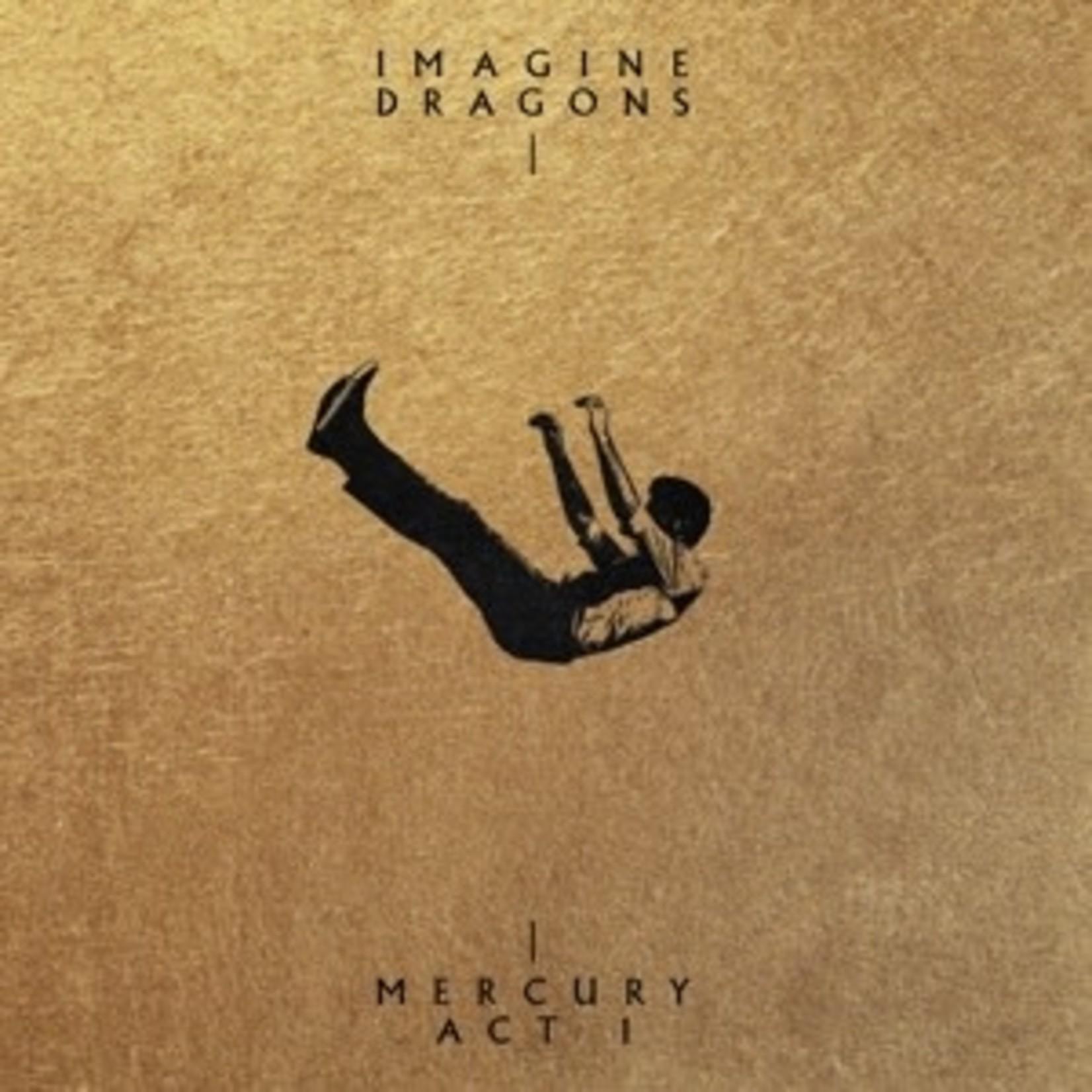 IMAGINE DRAGONS - MERCURY - ACT 1 ( Zwart VINYL)