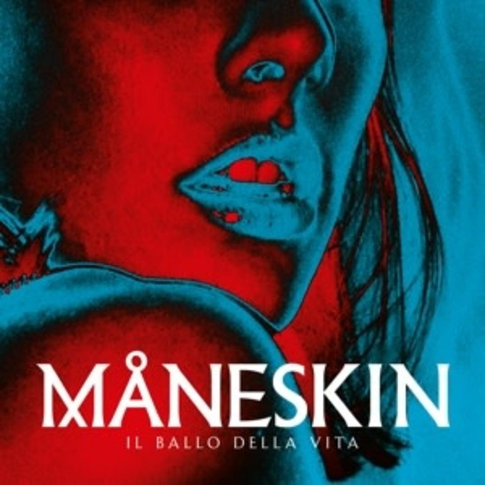 MANESKIN - IL BALLO.. -COLOURED- (VINYL)