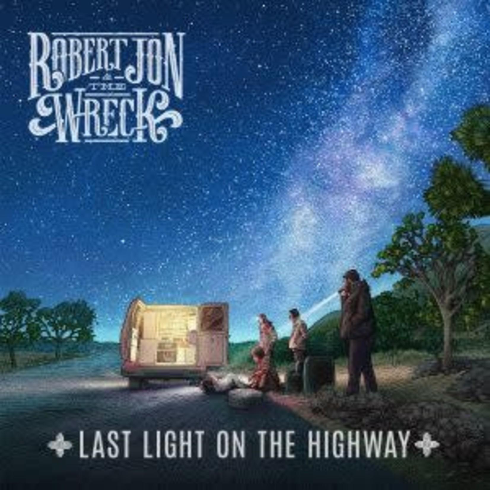 JON_ ROBERT & THE WRECK - LAST LIGHT ON THE HIGHWAY (VINYL)
