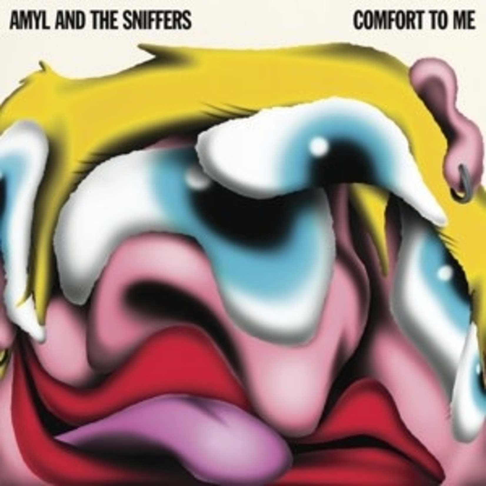 AMYL & THE SNIFFERS - COMFORT TO ME -COLOURED- (VINYL)