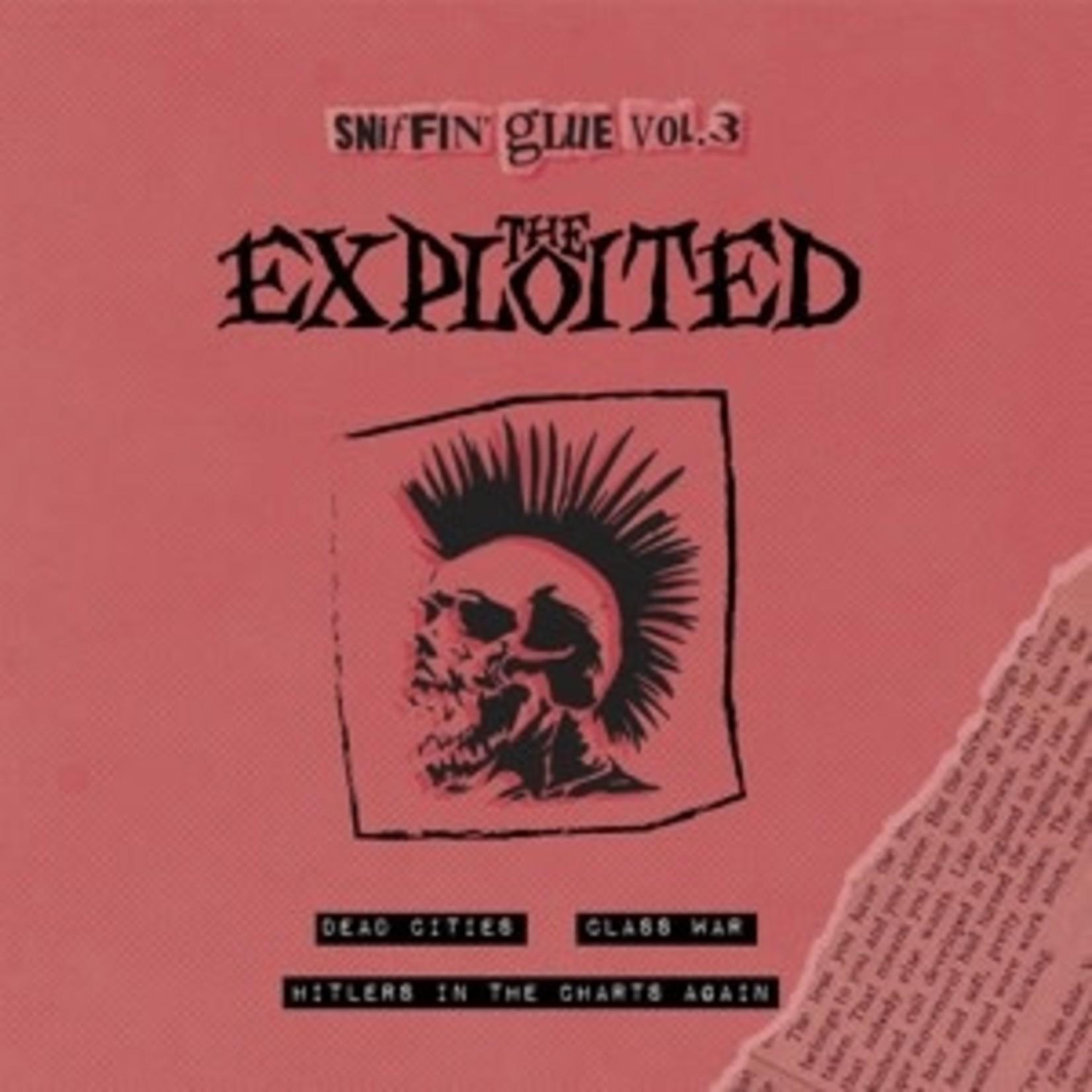 """EXPLOITED - 7-DEAD -COLOURED- (7"""")"""
