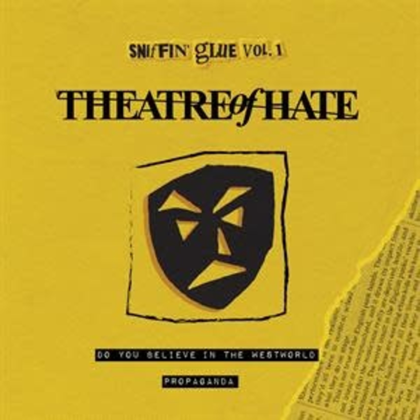 """THEATRE OF HATE - 7-DO YOU -COLOURED- (7"""")"""