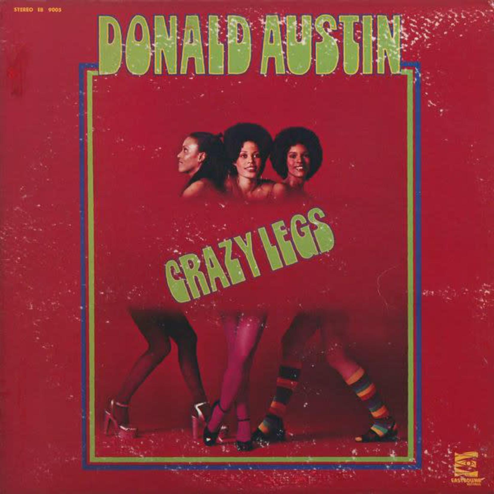 Austin_ Donald - Crazy Legs -Deluxe-   (VINYL)