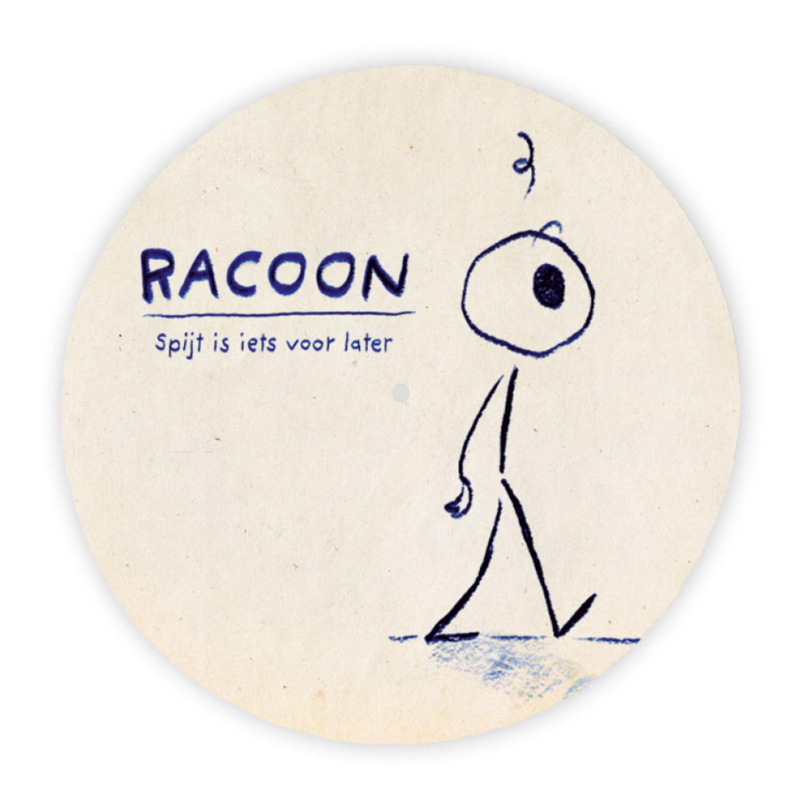 RACOON - SPIJT IS IETS VOOR LATER (CD)