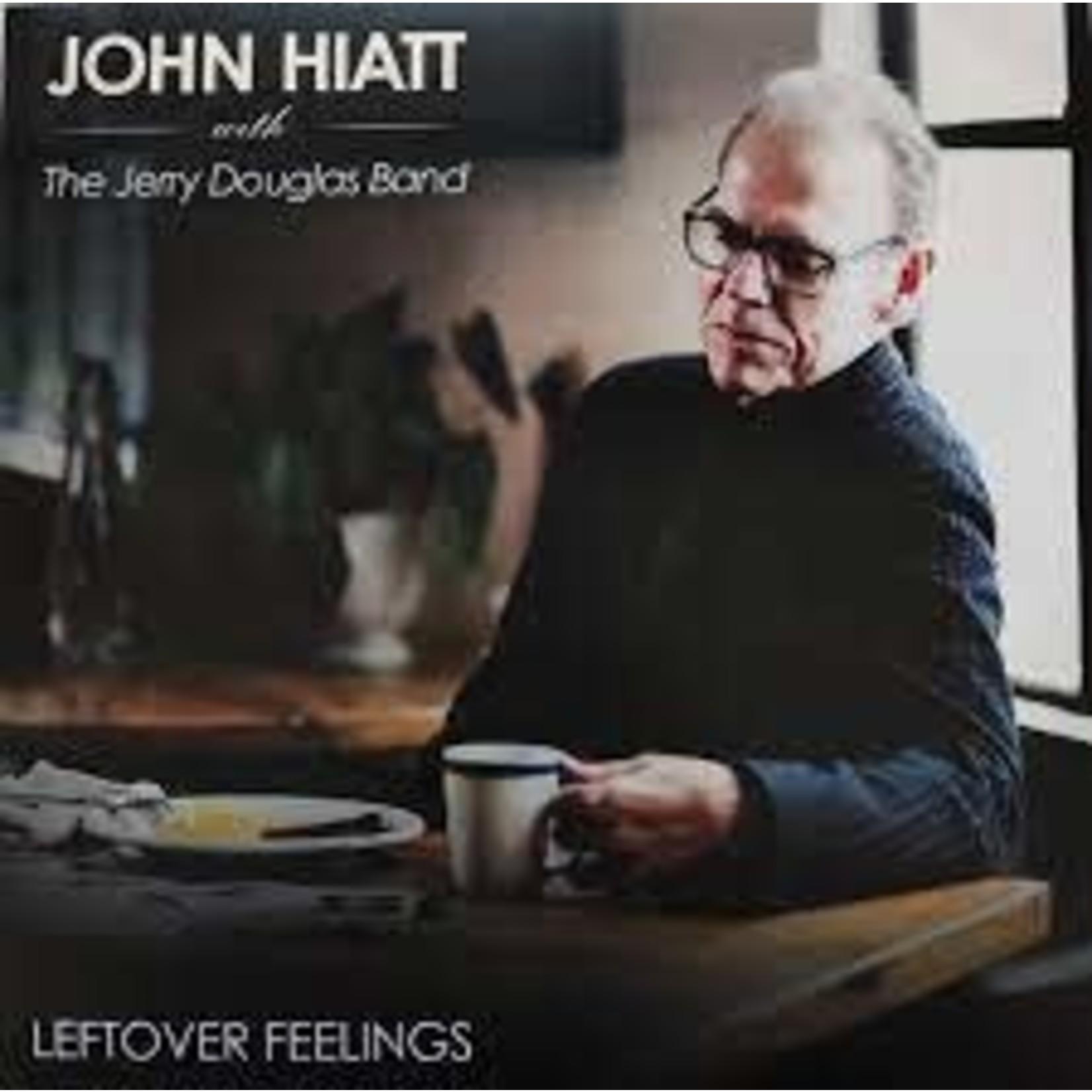 HIATT_ JOHN - LEFTOVER.. -COLOURED- (VINYL)