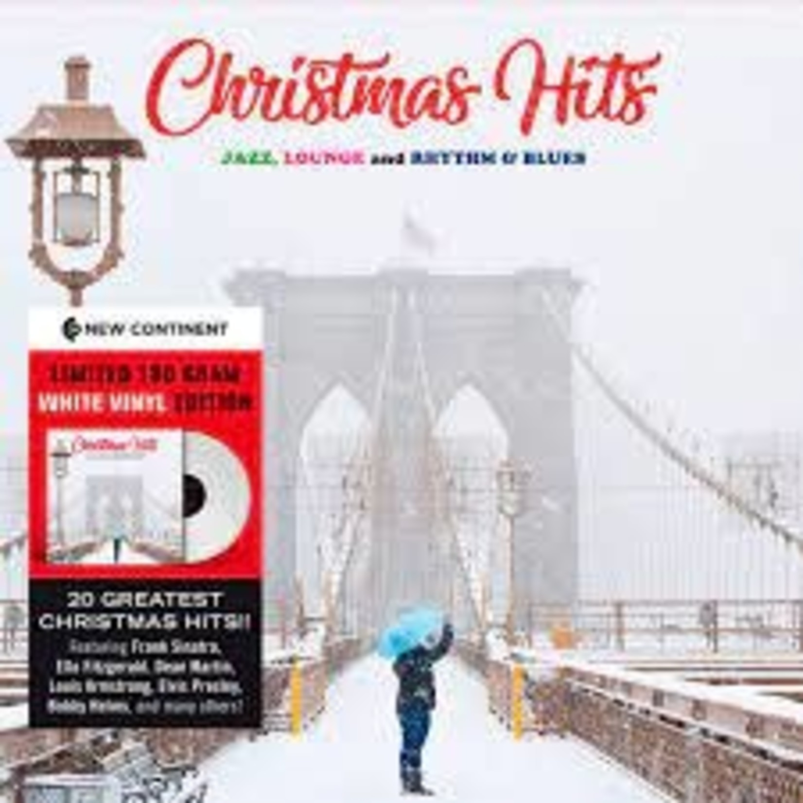 V/A - CHRISTMAS HITS -.. -HQ- (VINYL)