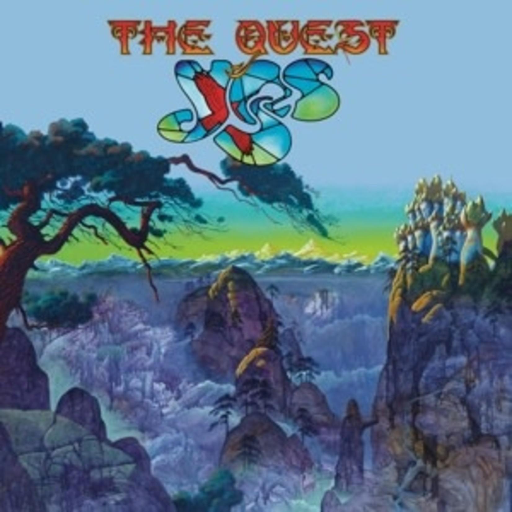 YES - QUEST -LP+CD/GATEFOLD- (2lp+2cd)