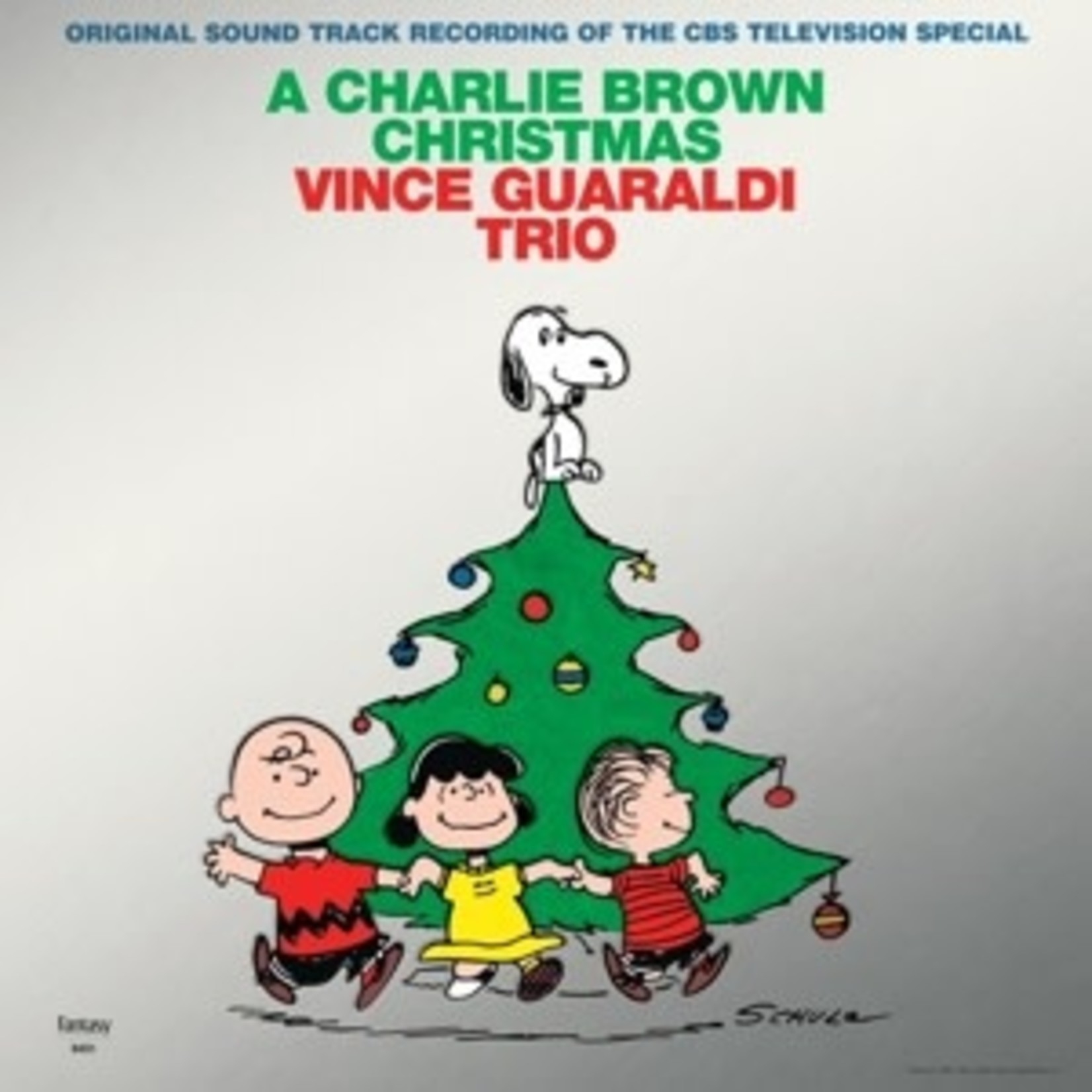 GUARALDI_ VINCE -TRIO- -  A CHARLIE BROWN.. -LTD- (VINYL)