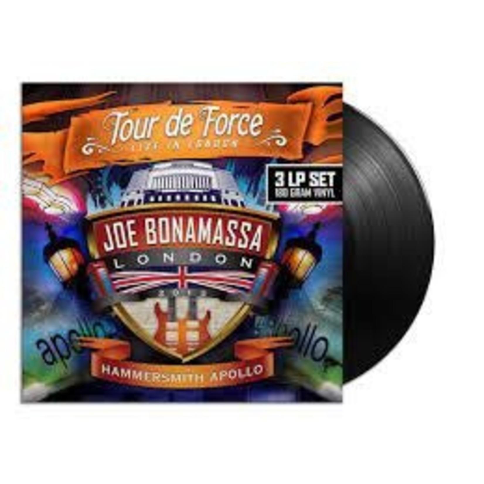 JOE BONAMASSA - TOUR DE FORCE - lIVE IN LONDON AT HAMMERSMITH APOLLO 3LP (VINYL)
