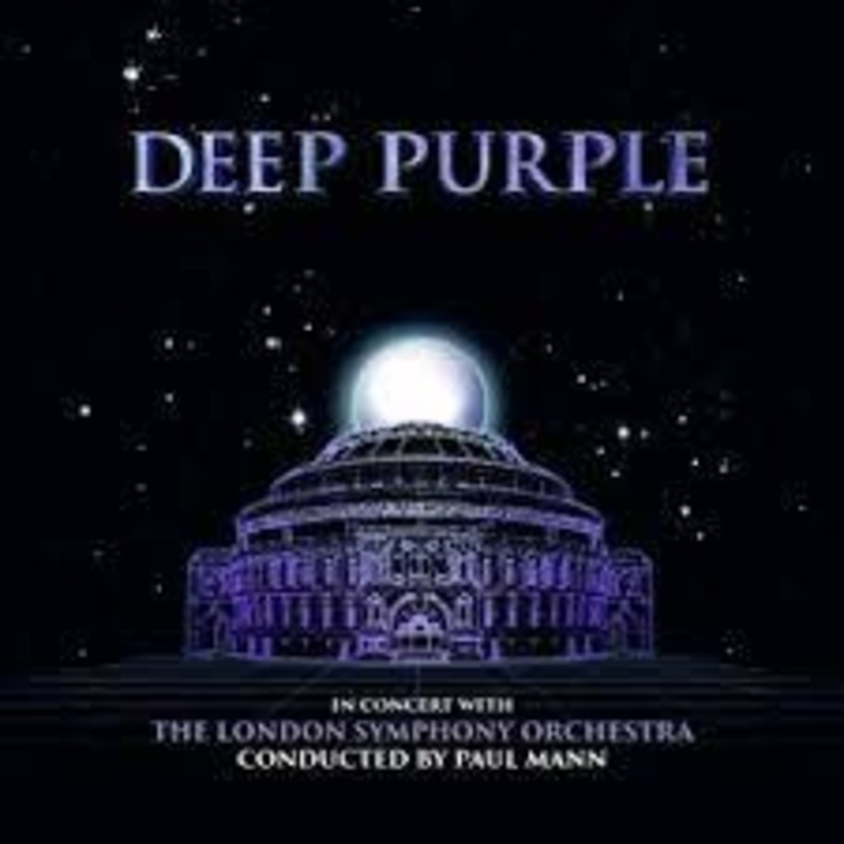 DEEP PURPLE - IN CONCERT WITH LONDON SYMPHONY ORCHESTRA 3LP (VINYL)