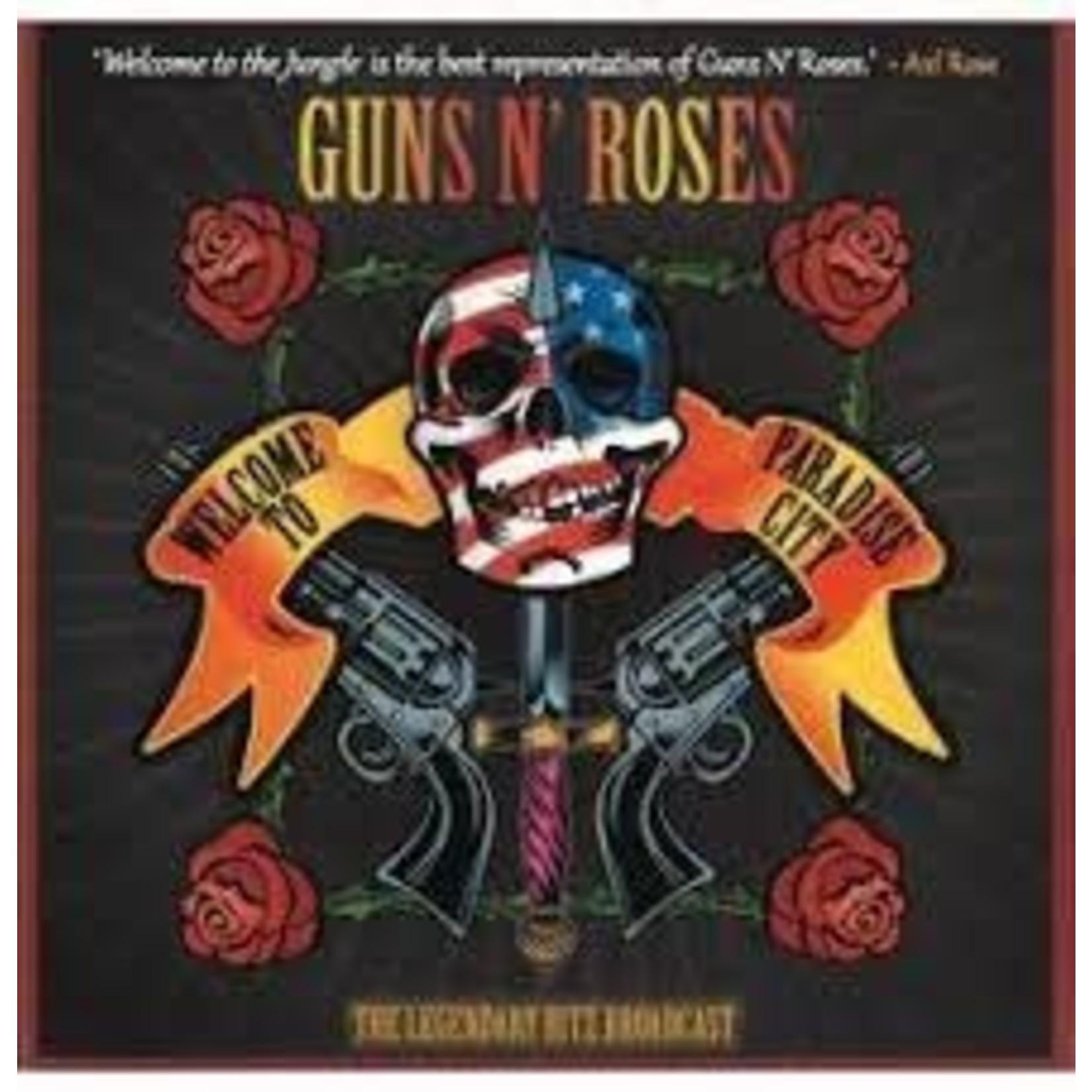 GUNS 'N ROSES - WELCOME TO PARADISE CITY  10-INCH DOUBLE SPLATTER VINYL (VINYL)