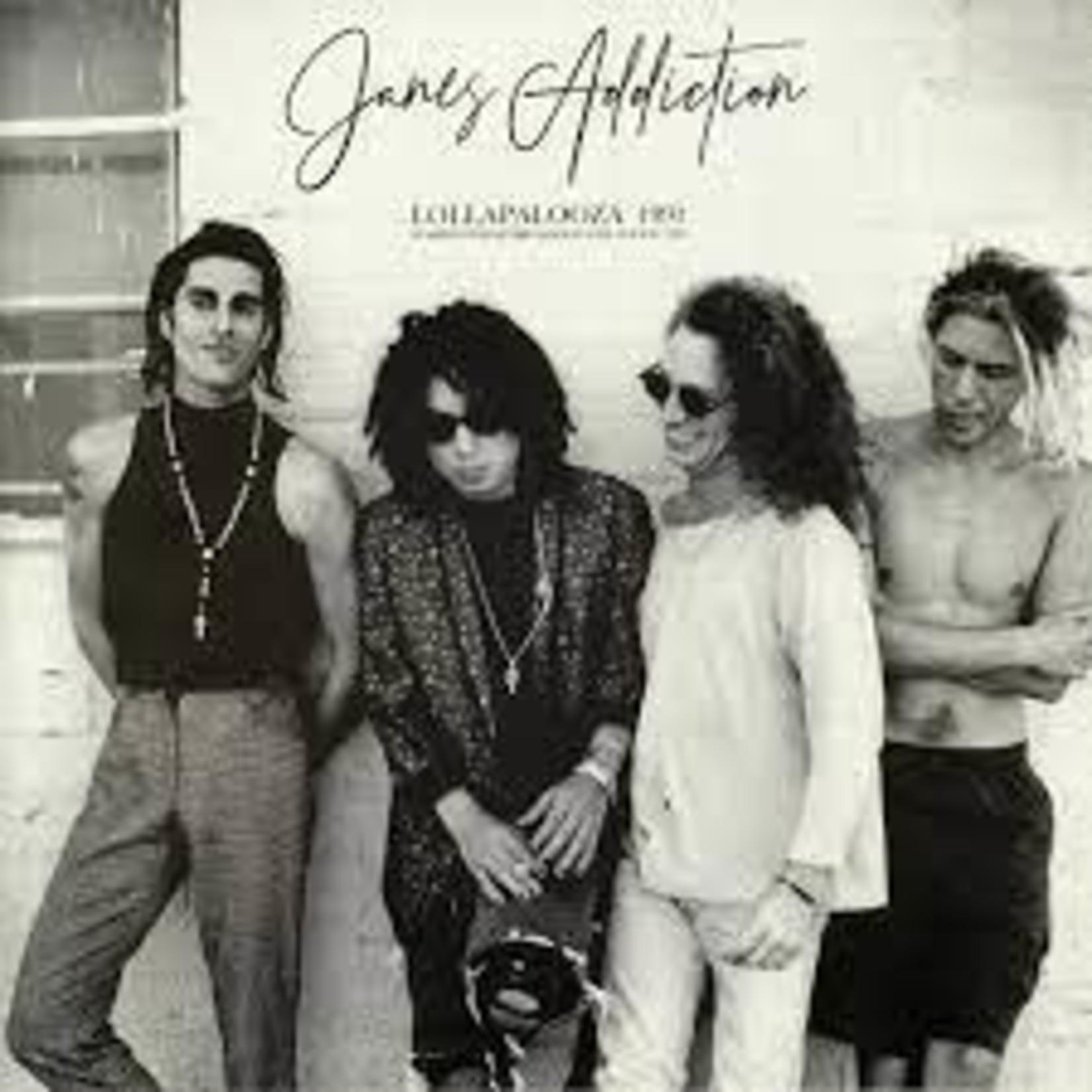 JANES ADDICTION - LOLLAPALOOZA 1991 2LP (VINYL)