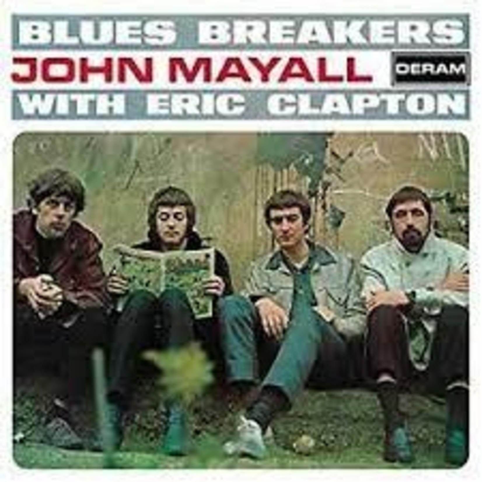JOHN MAYALL & ERIC CLAPTON  - BLUESBREAKERS SPECIAL EDIT (VINYL)