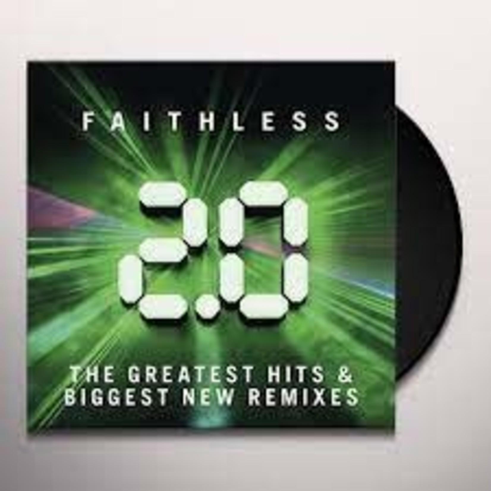 FAITHLESS - FAITHLESS 2.0 (VINYL)