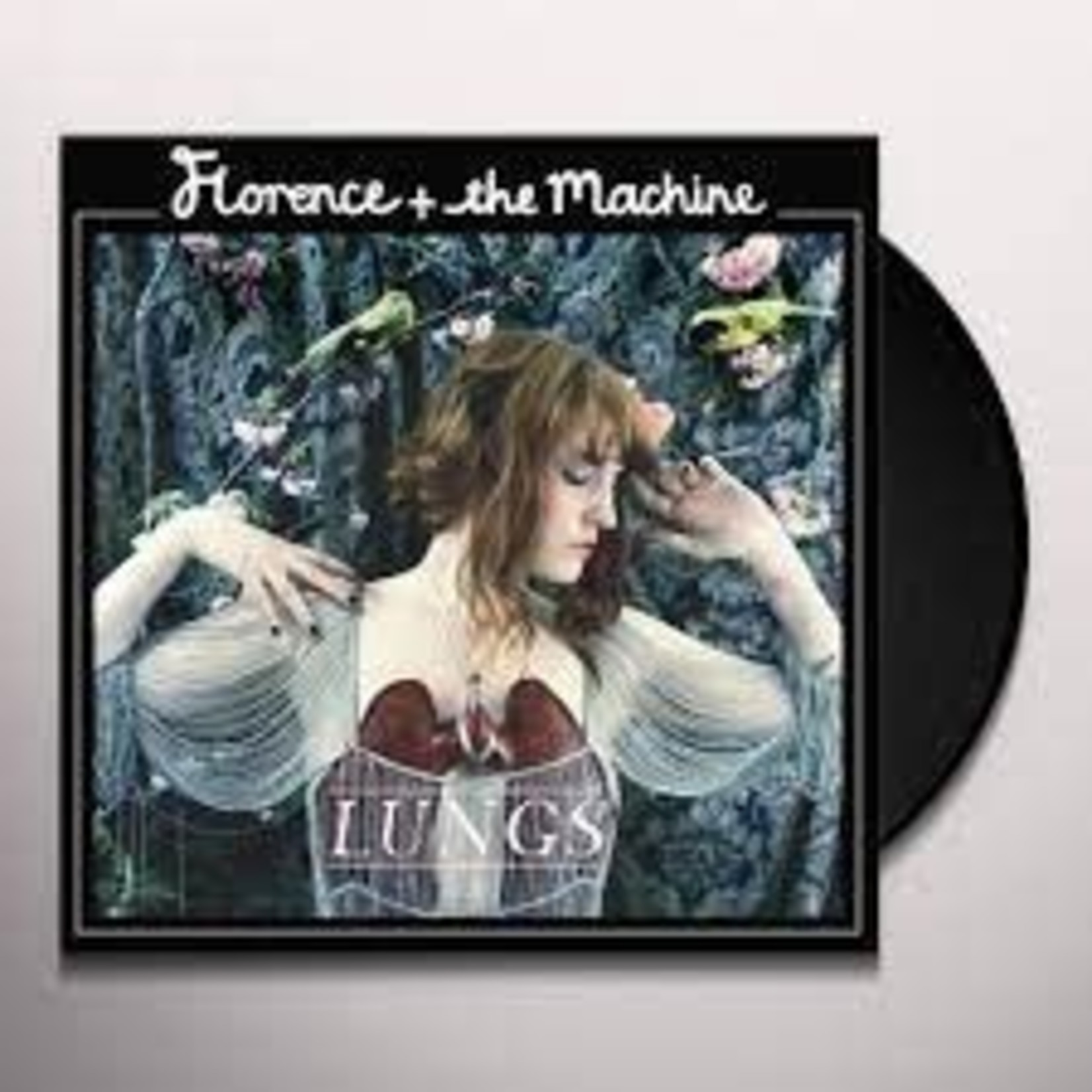FLORENCE & THE MACHINE - LUNGS (VINYL)