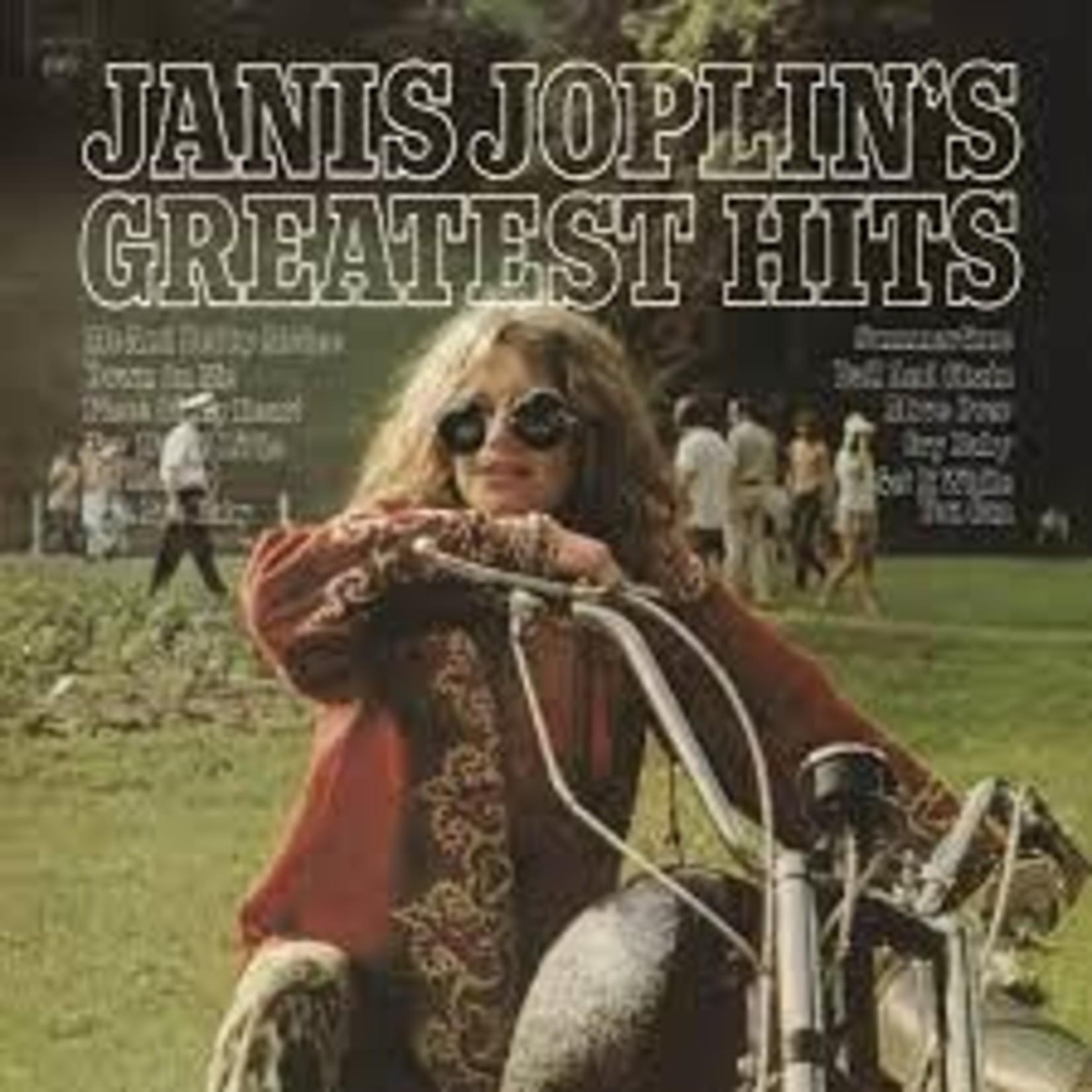 JANIS JOPLIN - JANIS JOPLIN'S GREATEST HITS LP 2018 (VINYL)