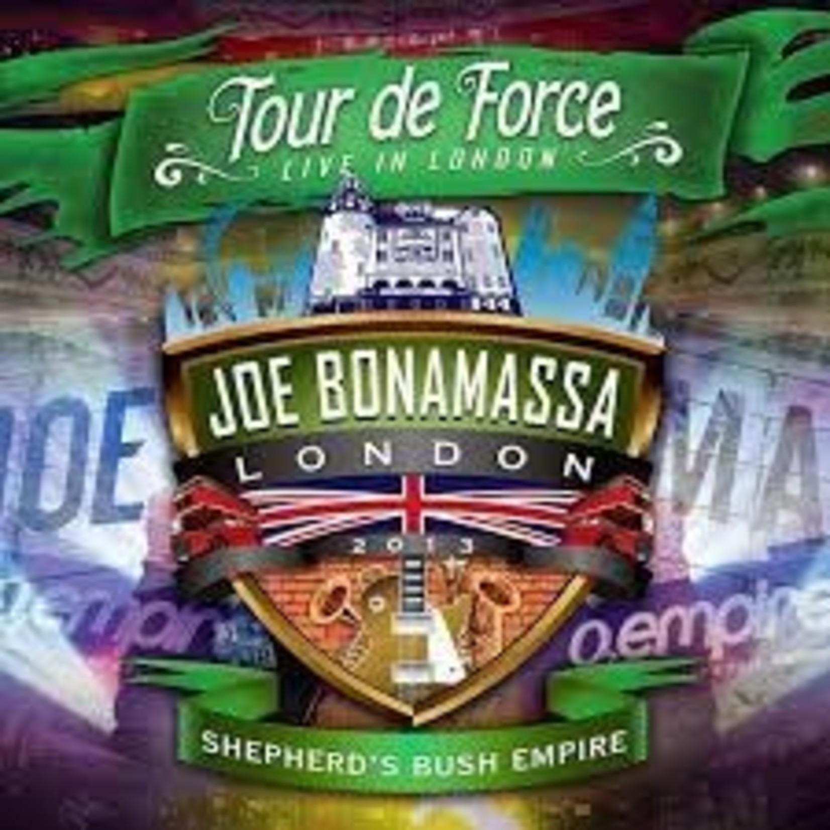 JOE BONAMASSA - TOUR DE FORCE - LIVE IN LONDON AT SHEPERD'S BUSH 3LP (VINYL)