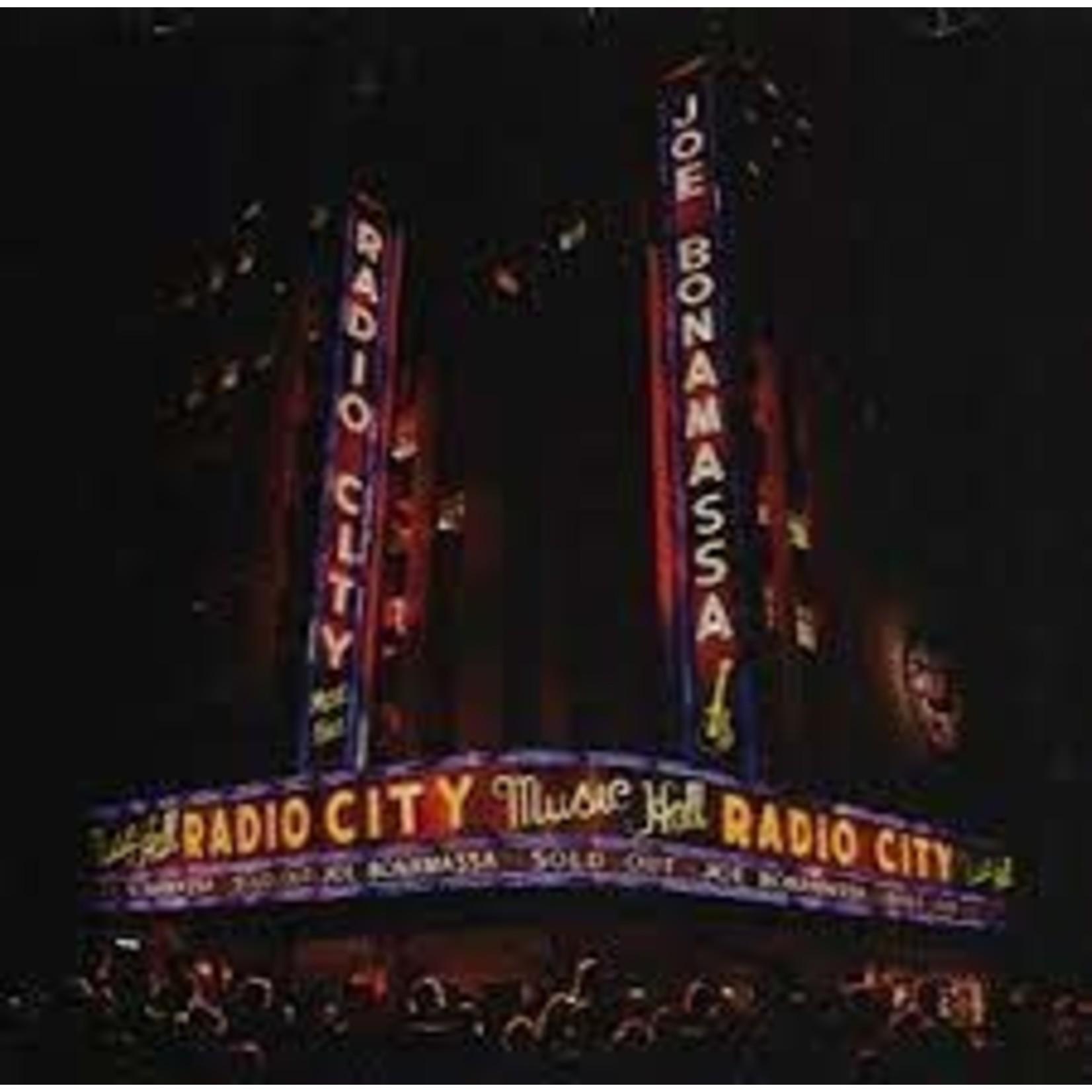 JOE BONAMASSA - LIVE AT RADIO CITY MUSIC HALL 2LP (VINYL)