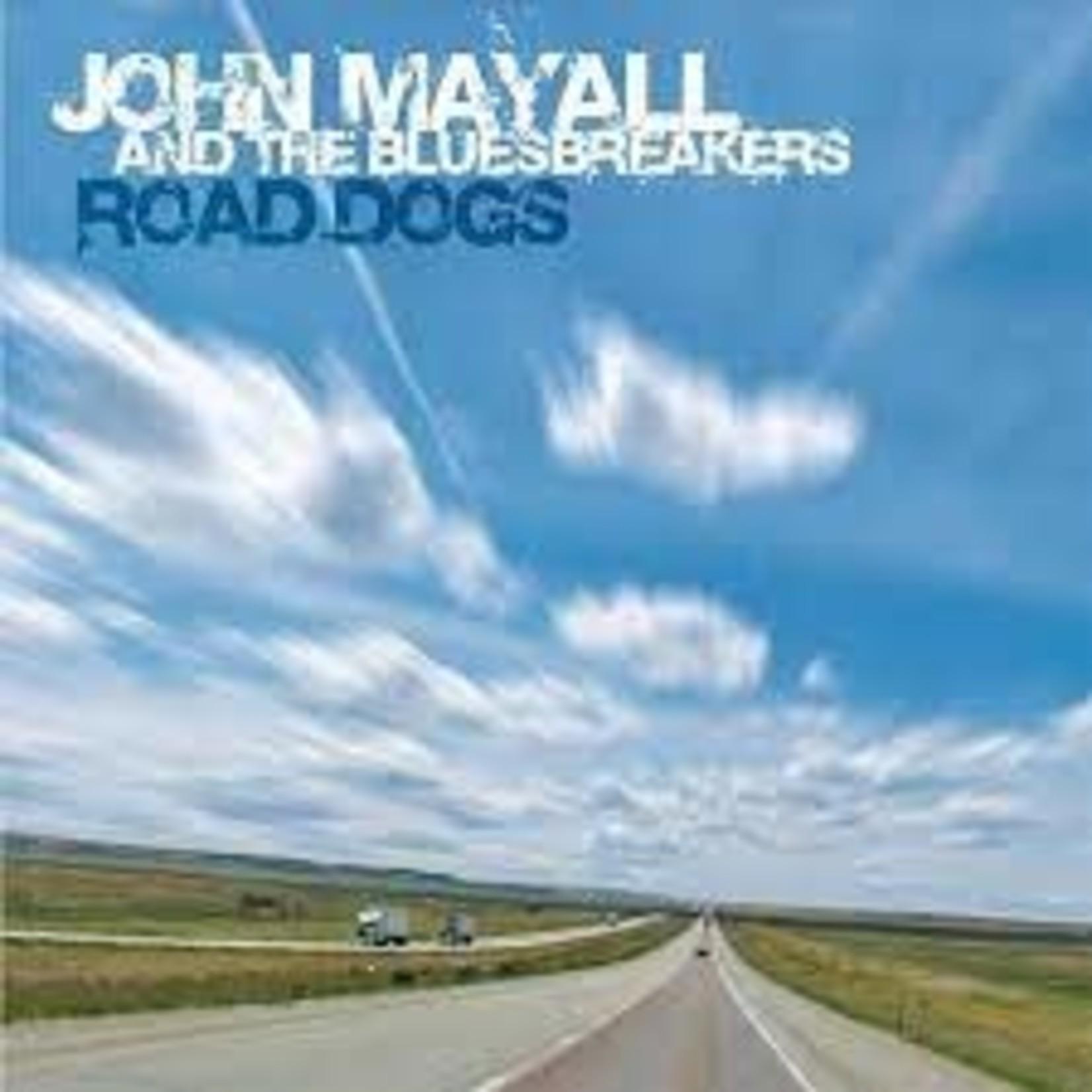 JOHN MAYALL & THE BLUESBREAKERS - ROAD DOGS  2LP (VINYL)