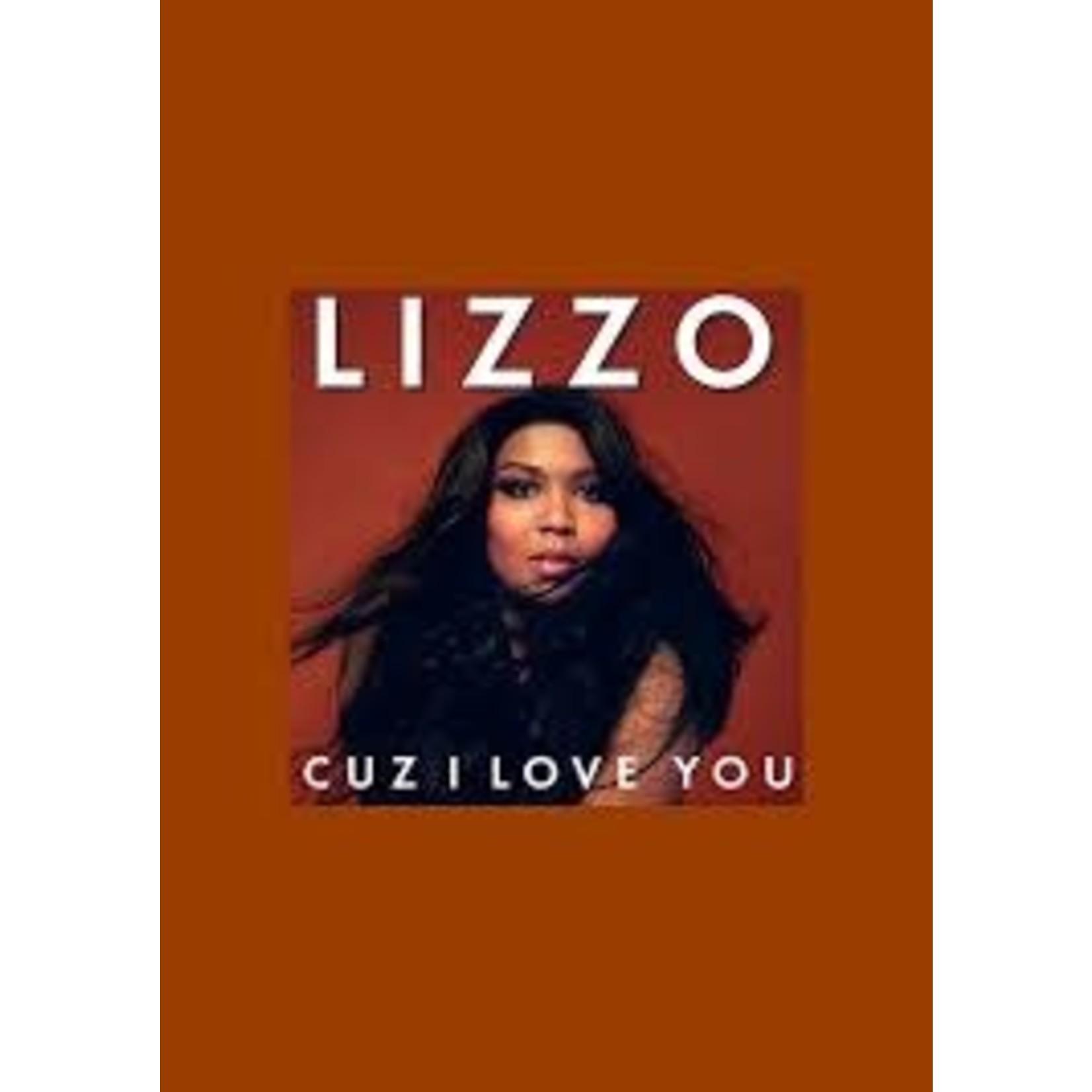 LIZZO - CUZ I LOVE YOU (DELUXE) (VINYL)