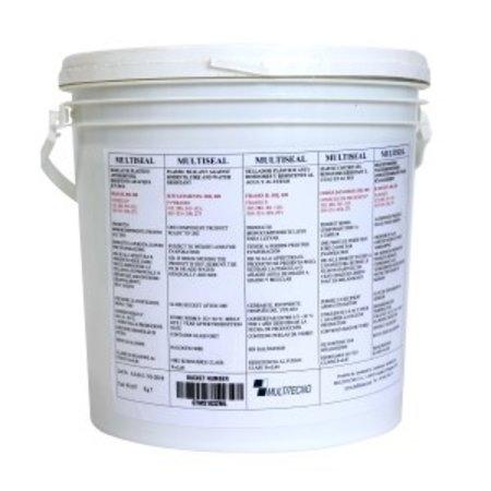 Multiseal Weringspasta voor muizen - ratten 7 kg