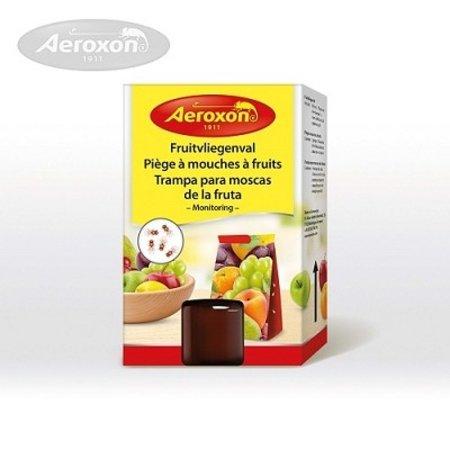 AEROXON FRUITVLIEGENVAL MET LOKSTOF