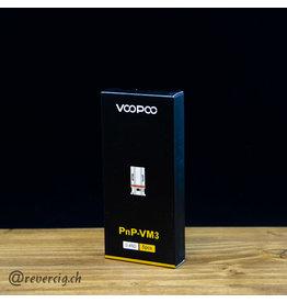 VOOPOO Résistances PnP VOOPOO (X5)