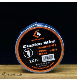 Geekvape Clapton Wire GeekVape 26+32 ga