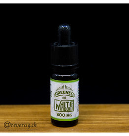 Greeneo White Window  Greeneo 300mg cbd 10 ml