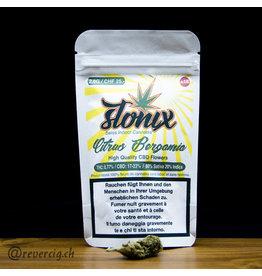stonix Cannabis 23% CBD 0.77%THC Stonix Citrus Bergamia